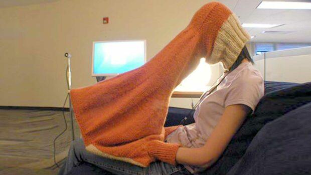 Internet Privacy Hood