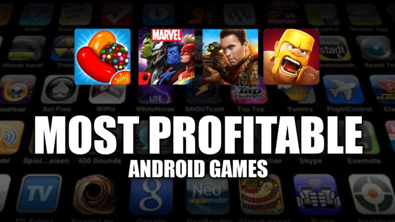 Profitable Android Games