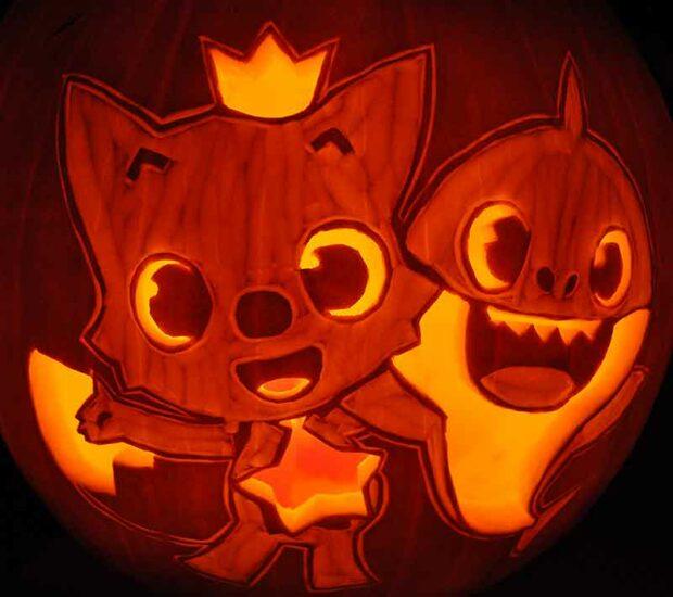 Borderlands Pumpkin Carving