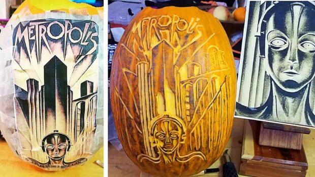 Metropolis Pumpkin Carving