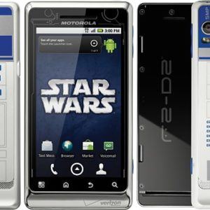 These Cute R2-D2 Droid Phones Are Coming To A Store Near You (2010)