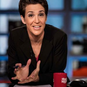 MSNBC Unveils New Website for The Rachel Maddow Show (2008)