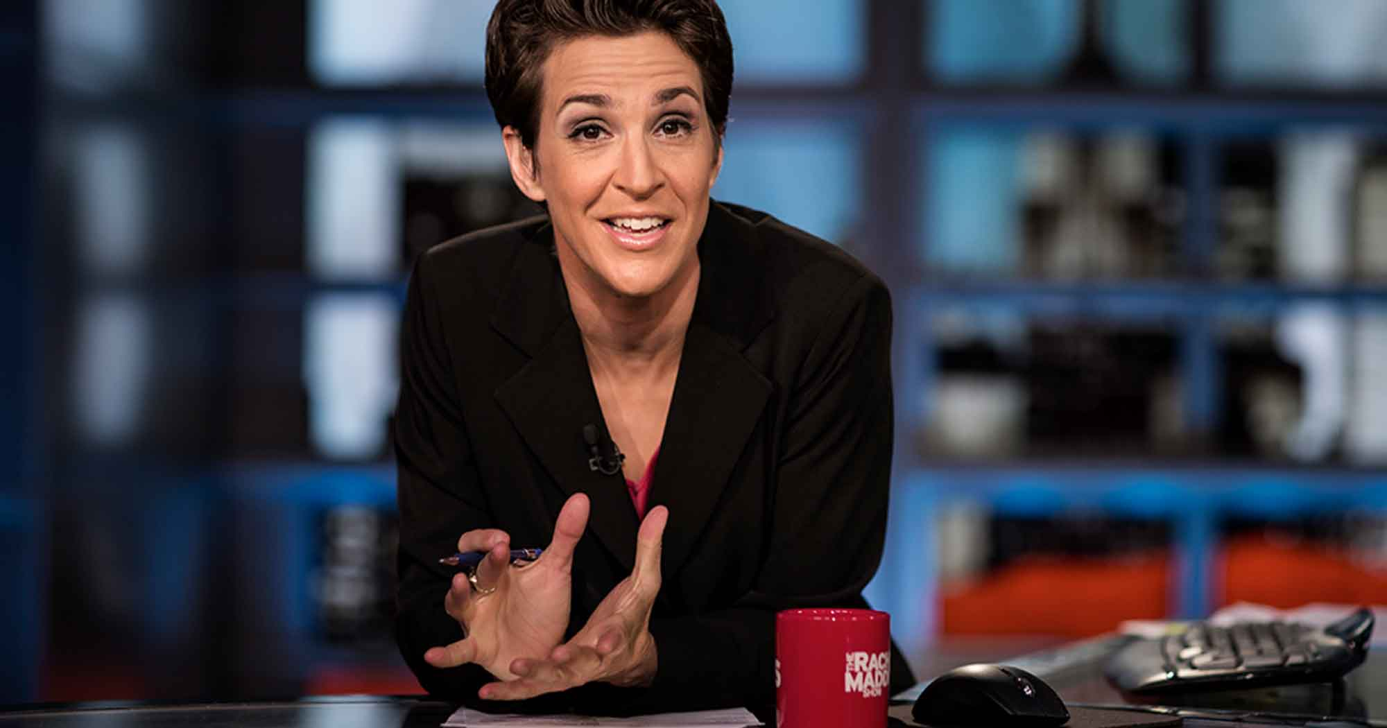 rachel maddow oxford thesis Maddow's mainstream appeal is all very counterintuitive: she is an out-and-proud lesbian and raging liberal who had an oxford political science doctorate, but little television experience, when.
