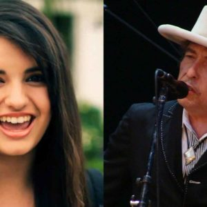 "Rebecca Black's ""Friday"" as Performed by Bob Dylan"