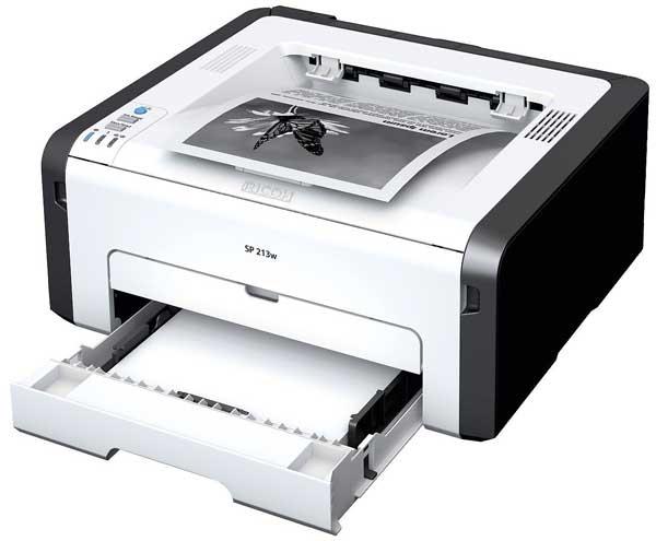 Ricoh SP-213w Printer