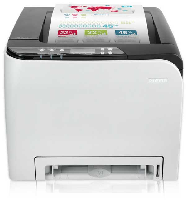 Ricoh SP-C250DN - Business Printers