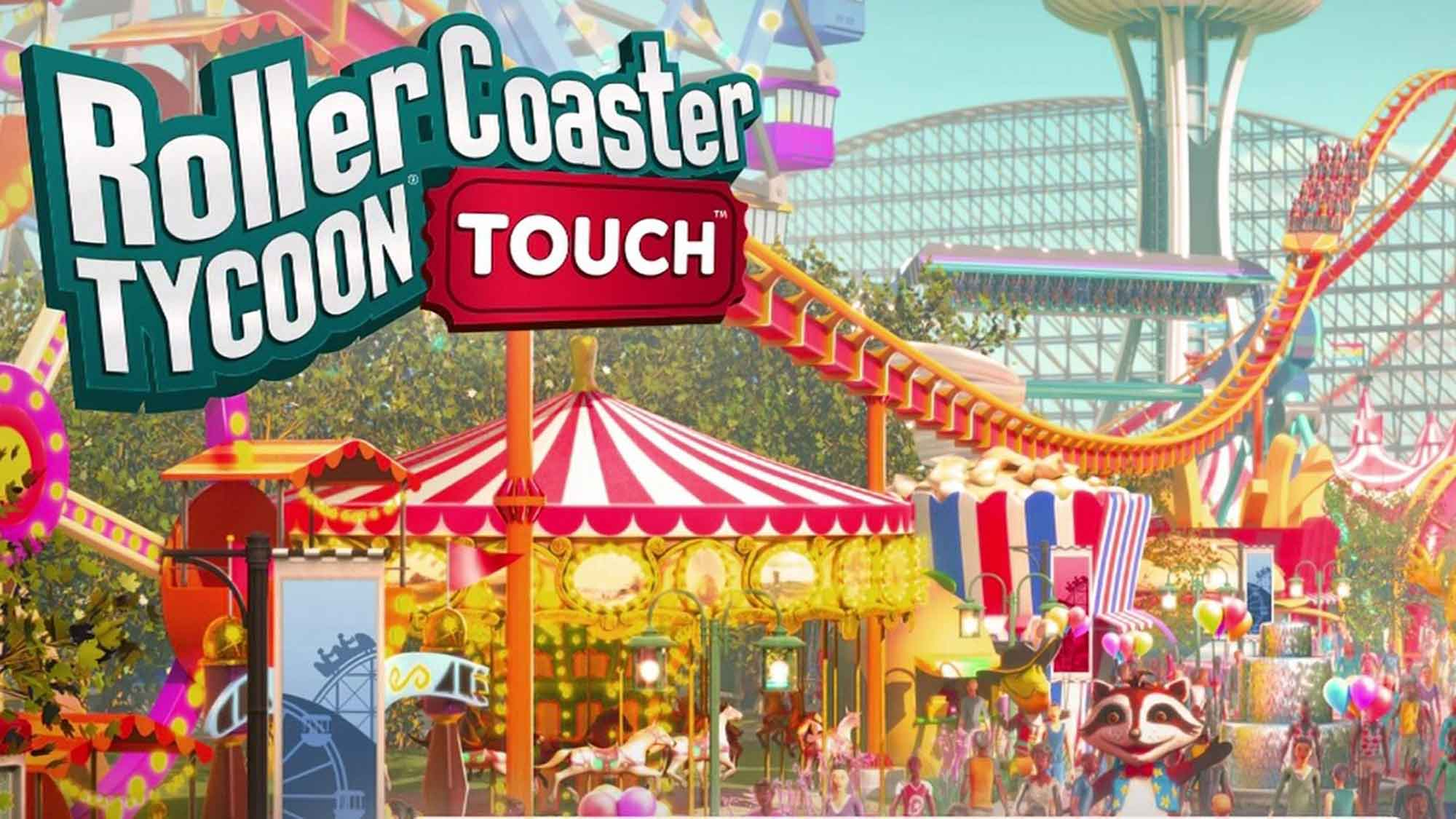Atari Makes A Comeback Thanks To RollerCoaster Tycoon Touch