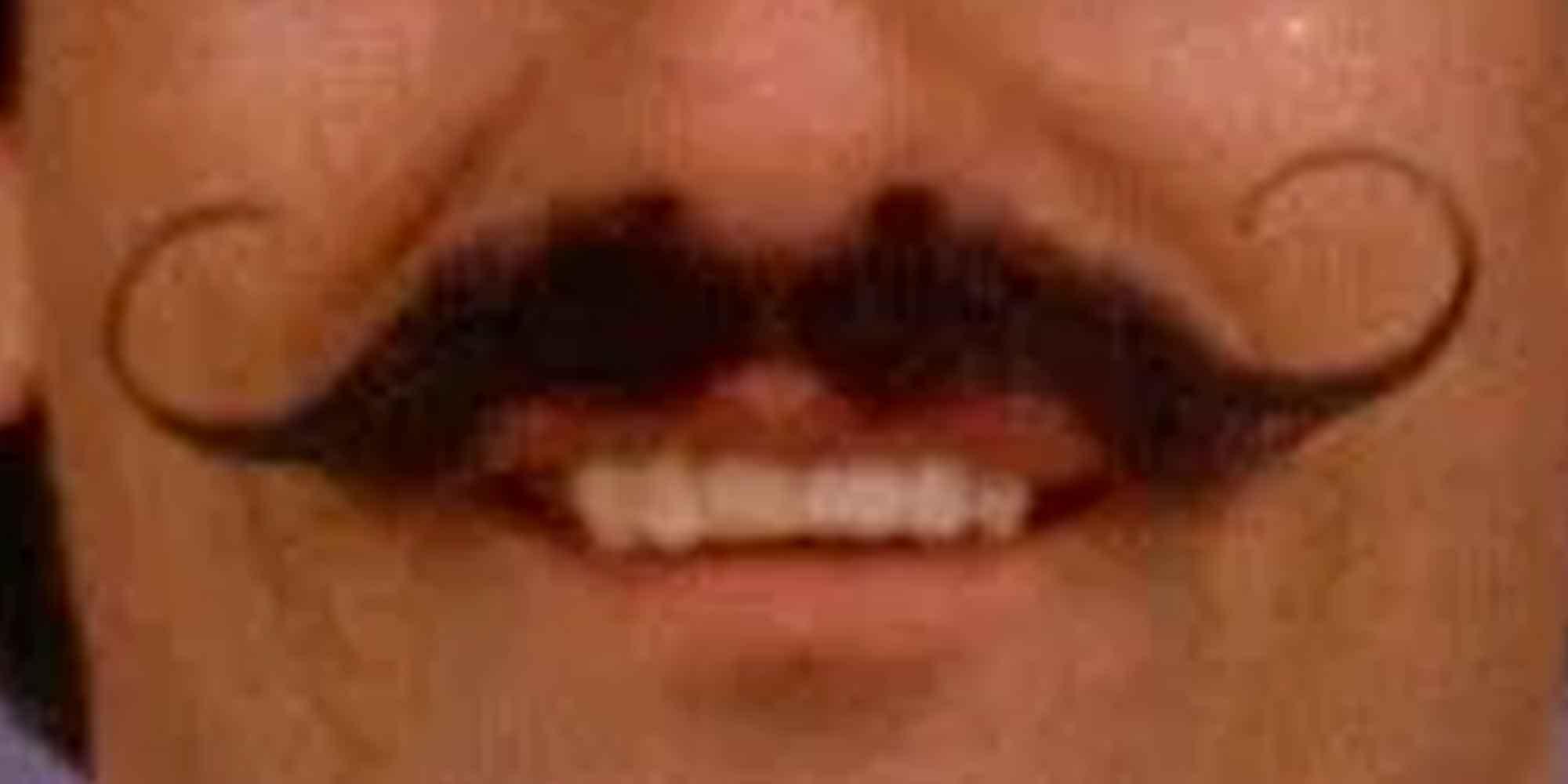 Celebrity Mustache Quiz 3