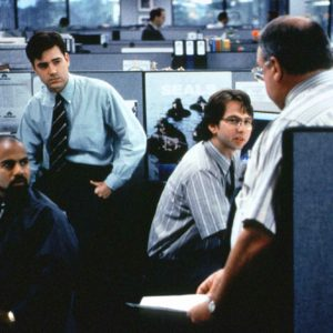 Ron Livingston Reveals Which 'Office Space' Joke He Still Feels Bad About