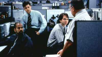 Ron Livingston Office Space