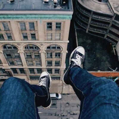 Rooftop Feet - Roof