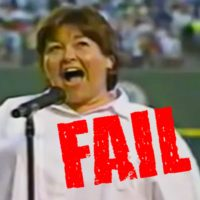 Top 6 Worst National Anthem Fails Of All Time