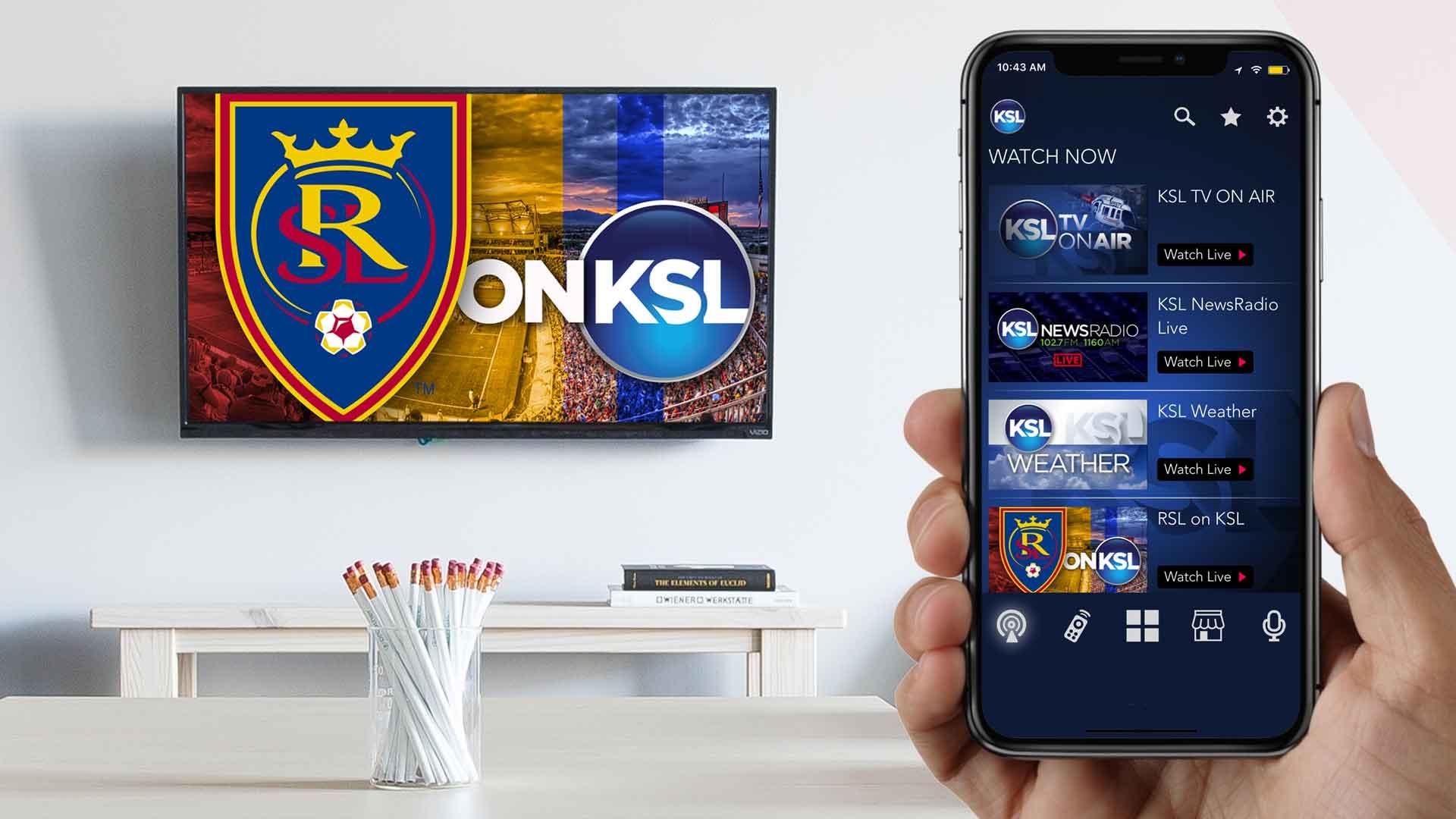 KSL TV and Real Salt Lake Announce Innovative OTT Partnership