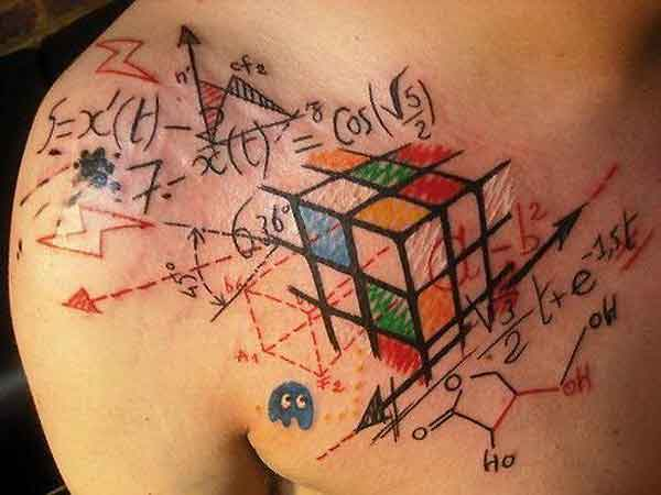 Geeky Tattoo