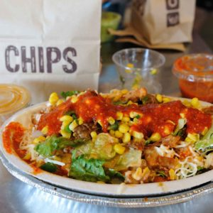 Sorry, Fast Food Salads Aren't Going To Help You Lose Weight