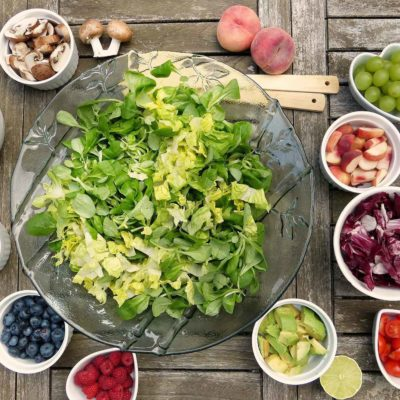 Healthy Eating Tips: Salad