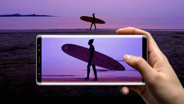Samsung Galaxy Display