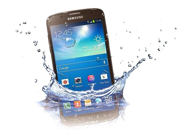 Samsung-Galaxy-S4-Bath