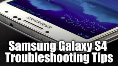 Samsung Galaxy S4 Tips