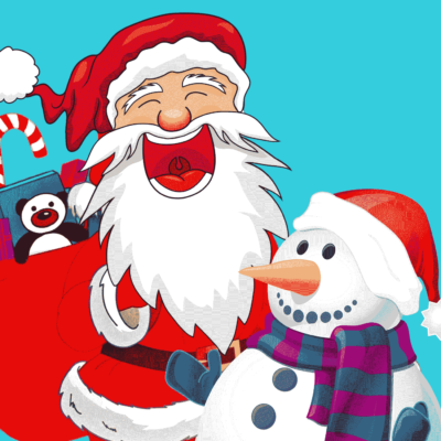 Santa Laugh: Funny Christmas Card Sayings