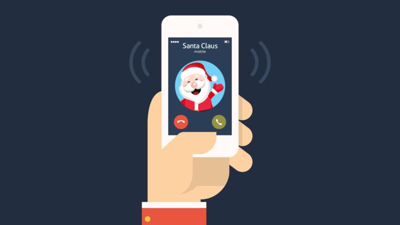 Free Santa Call