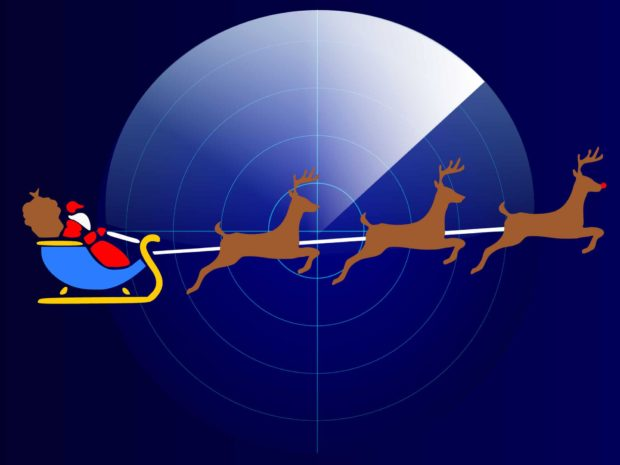 Santa Tracker: Why Does NORAD Track Santa?