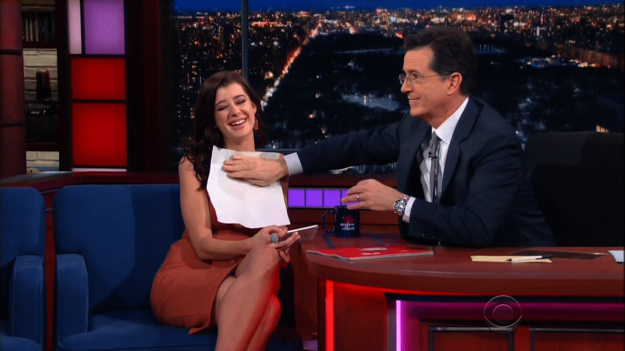 Sarah McDaniels - The Late Show With Stephen Colbert