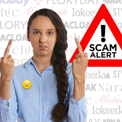 Scam Alert: Lokeeda, Mofylook, Narachic, Floryday, Ninacloak, Callabuy, And Stylewe!