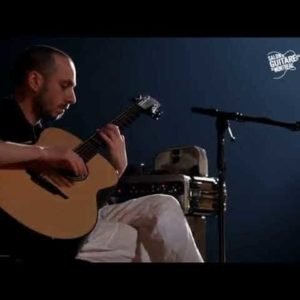 Watch This Incredible Percussion Guitar Performance By Erik Mongrain
