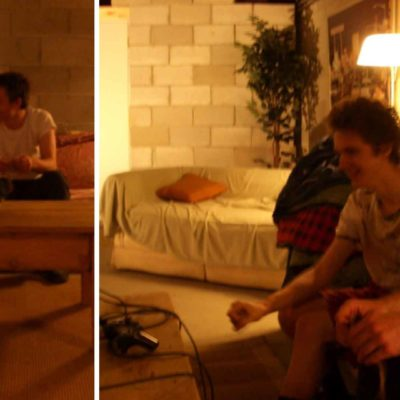 These Guys Built A Secret Apartment In A Shopping Mall Parking Garage