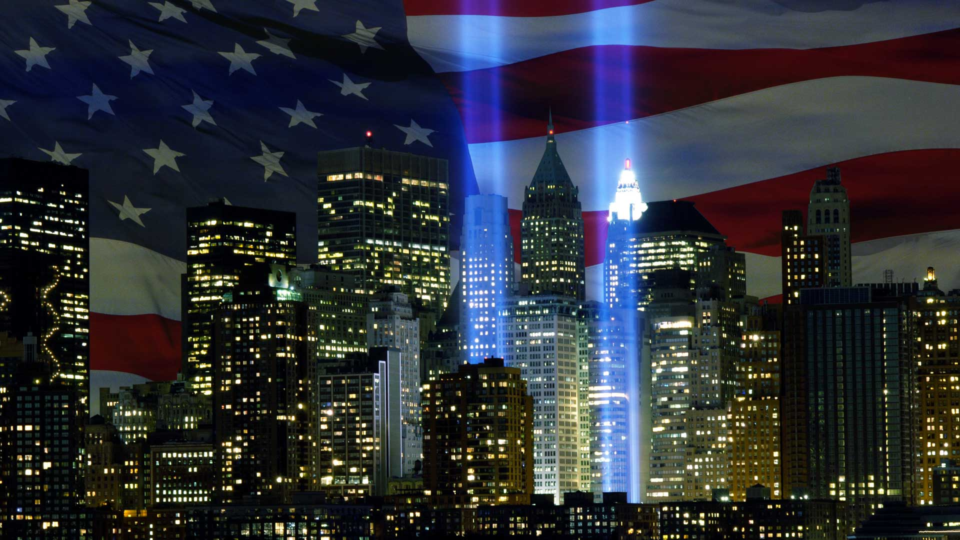 In memory of September 11th, 2001