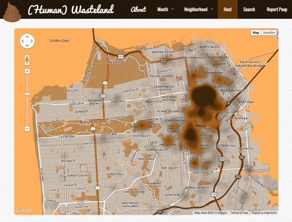 San Francisco's Human Wasteland