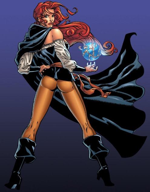 Shadowgate Girl