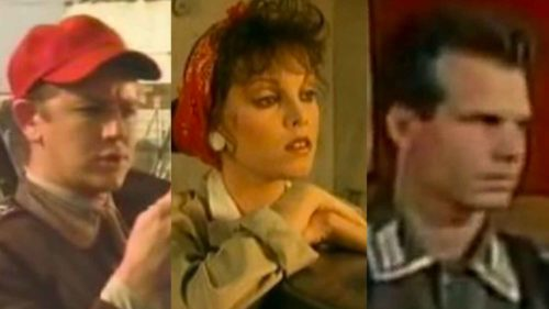 Shadows Of The Night By Pat Benatar - Shadows Of The Night Music Video Cast