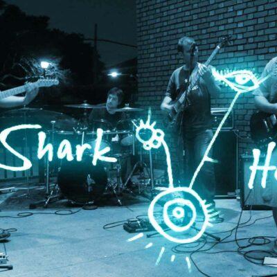 Shark Hat Band