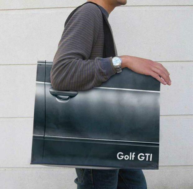 Volkswagen: Golf Gti Bag
