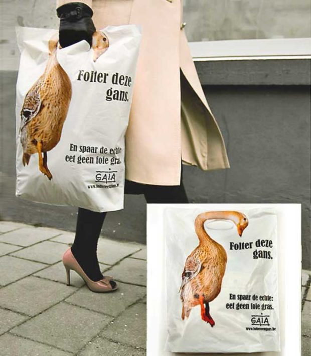 Global Action In The Interest Of Animals (Gaia): Plastic Bags Kill Animals