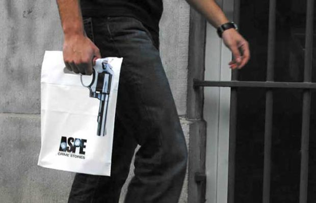 Aspe Crime Stories: Gun Bag