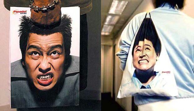 Panadol Headache Bag