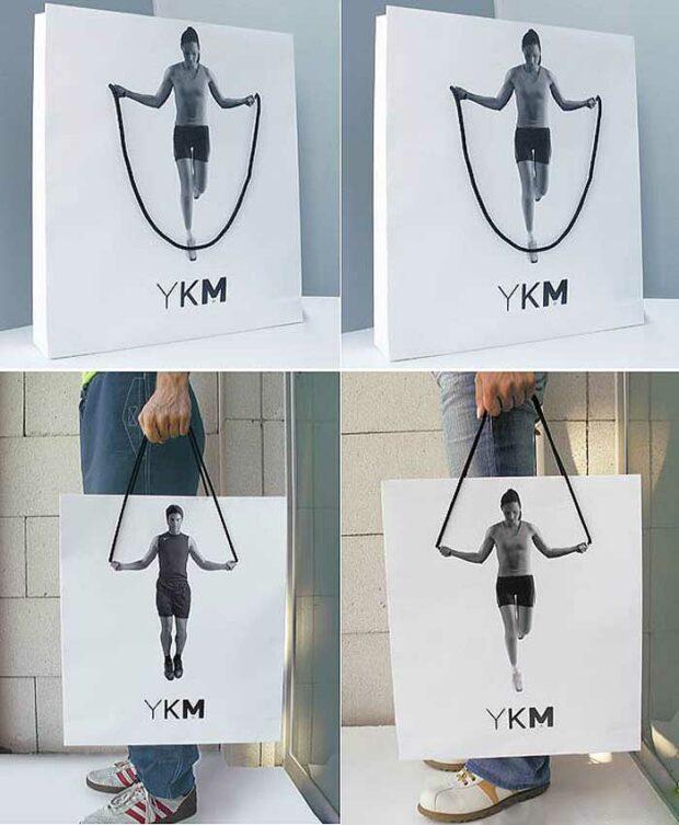 YKM: Jump Rope Bag