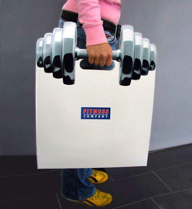 Fitness Company: Dumbbell Bag
