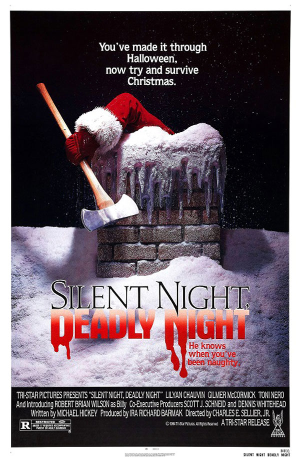 Silent Night, Deadly Night - Banned Movie Posters