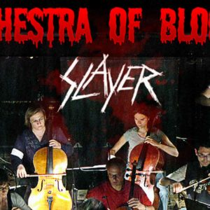 Slayer's Song 'Raining Blood' Arranged For Orchestra