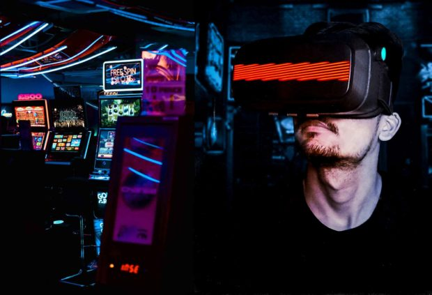 Virtual Slot Machines