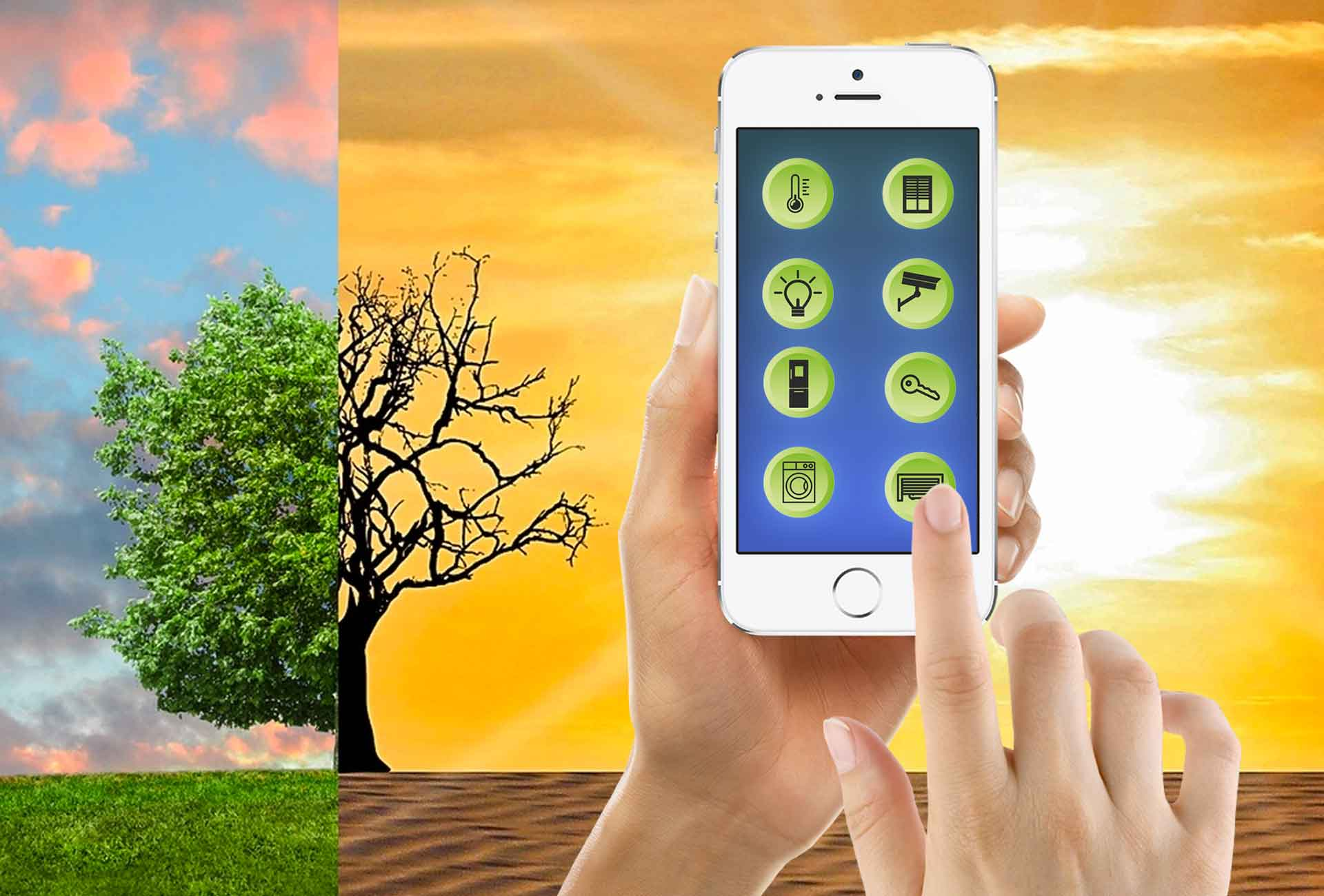Smart Home Climate Control Apps