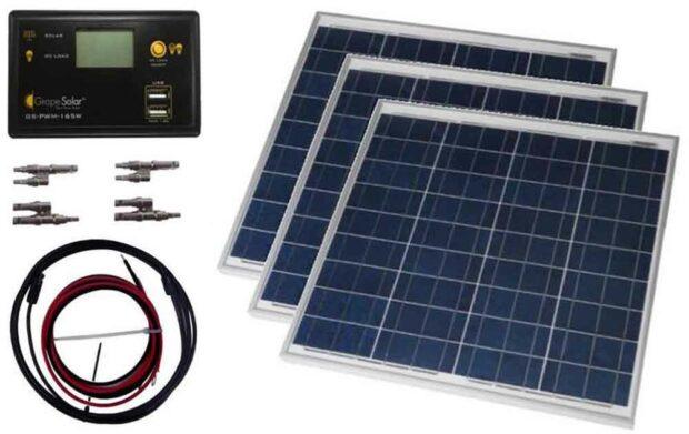 Solar Powered Generators - A Very Quiet Generator