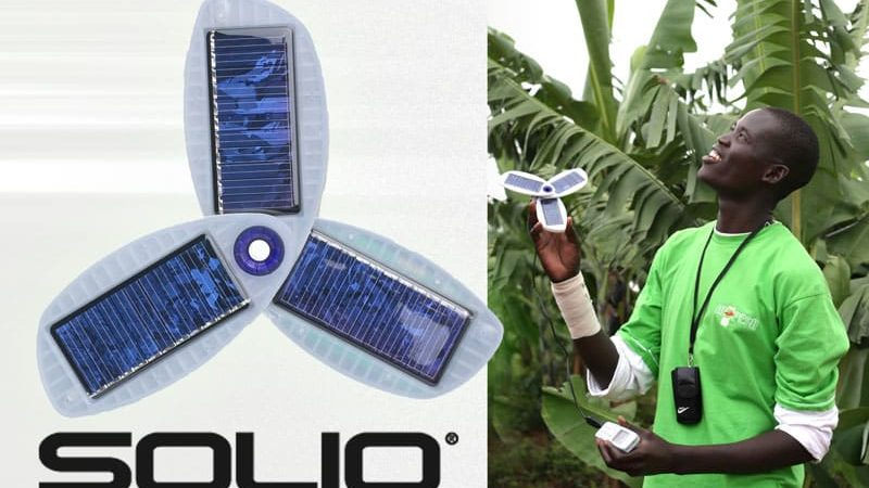 solio solar charger
