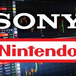 Nintendo and Sony Announce Big 2009 Revenue Losses