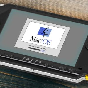 How To Install Mac OS System 7 On A Sony PSP
