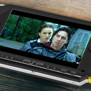 Sony Announces The PSP Giga Pack For The Sony PSP (2005)